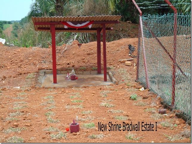 New Shrine Bradwall Estate I