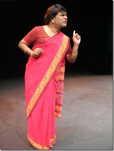 Indi Nadarajah - Comedy Corner